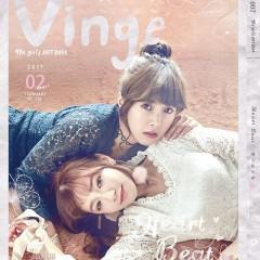 台湾ファッション雑誌「Vinge」2/5発売号にて柴田紗希さん、菅沼ゆりさんキャスティング