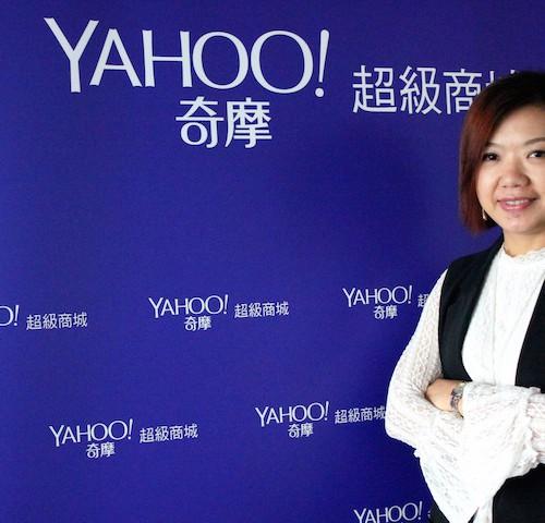 台湾最大級のECモールYahoo奇摩超級商城Sandy女史へインタビュー