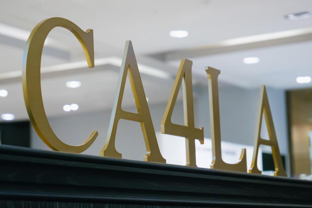 CA4LAロゴ
