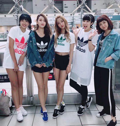 台湾のアイドルグループ「A'N'D」