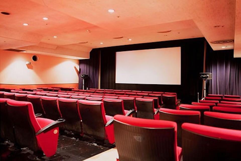 映画館の館内様子