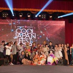 アジア最大のインフルエンサーの祭典「マイナビ 暢遊日本 presents COOL JAPAN FEST 2018」、盛況のうちに終了!