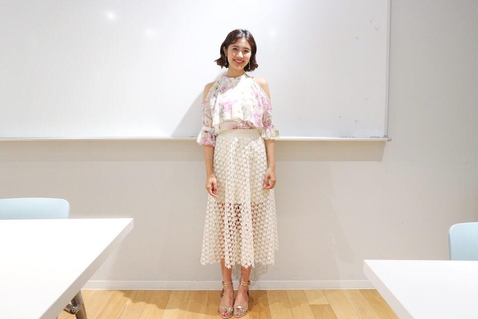 小貓 Ruiインタビュー、今日のファッション