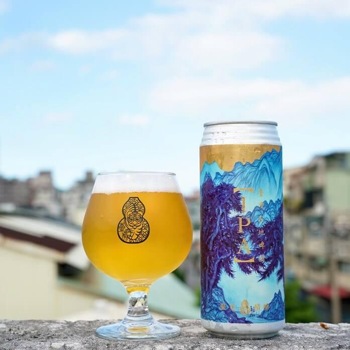 臺虎精釀の台湾クラフトビール