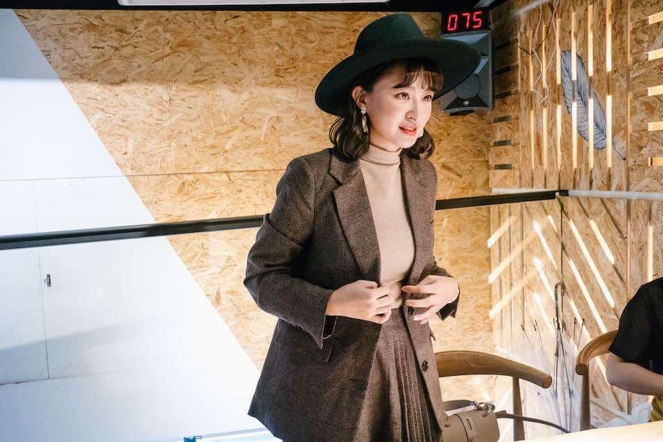 薛妞妞kerinaの今日のファッション