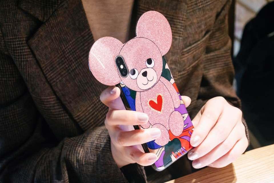 薛妞妞kerinaのiPhoneカバー