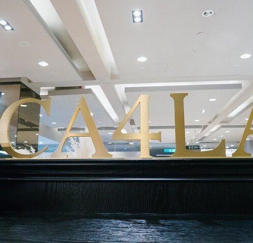 CA4LA、台北で2019-20AW新作発表会を開催
