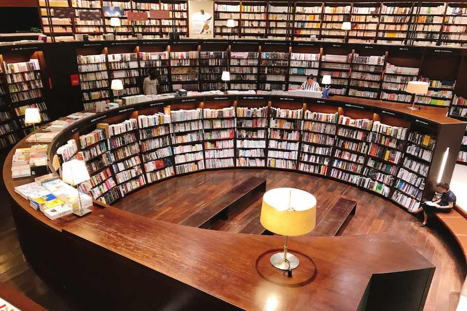 台中にある誠品書店
