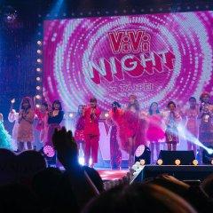 ViVi初の海外公演ViVi Night in Taipeiのプレス(PR)を担当